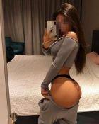 Лиза, рост: 169, вес: 51 - проститутка за деньги